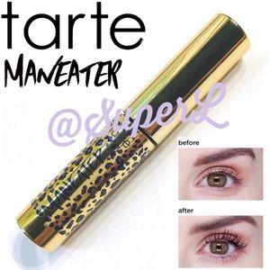 3/$15 Tarte maneater voluptuous mascara black